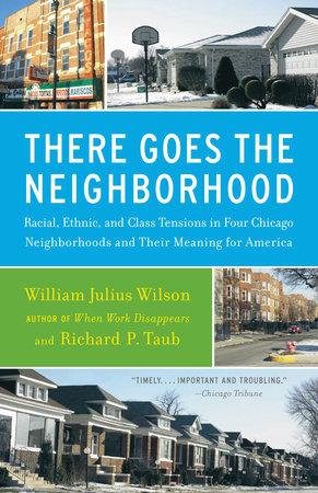 There Goes the Neighborhood by Richard P. Taub and William Julius Wilson