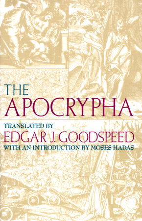 Apocrypha by Edgar J. Goodspeed