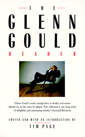 Glenn Gould Reader by