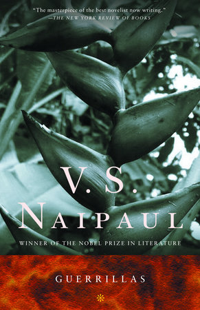 Guerrillas by V.S. Naipaul