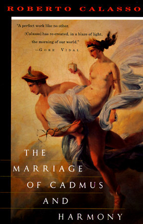 The Marriage of Cadmus and Harmony by