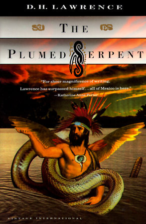 The Plumed Serpent by D.H. Lawrence