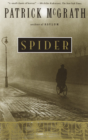 Spider by Patrick McGrath
