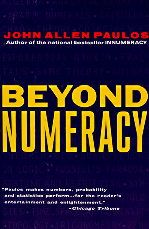 Beyond Numeracy by