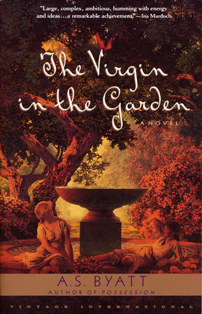 The Virgin in the Garden