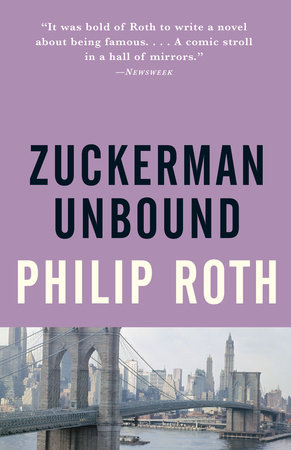 Zuckerman Unbound by Philip Roth