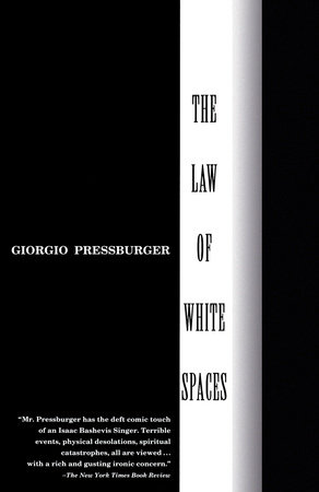 The Law of White Spaces by