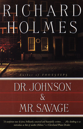 Dr. Johnson & Mr. Savage by