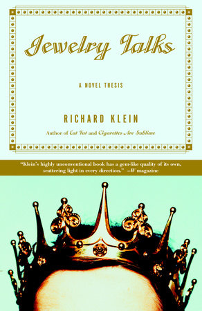 Jewelry Talks by Richard Klein