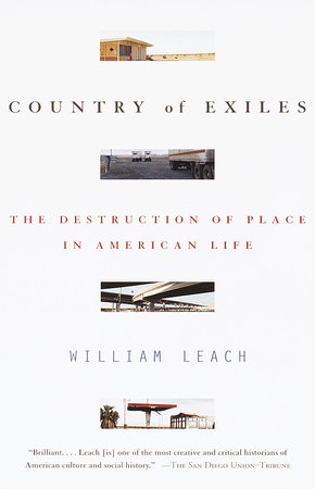 Country of Exiles by William R. Leach
