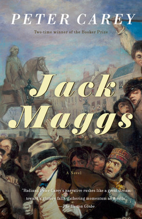 Jack Maggs by