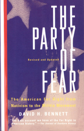 The Party of Fear by