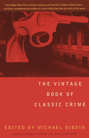 The Vintage Book of Classic Crime