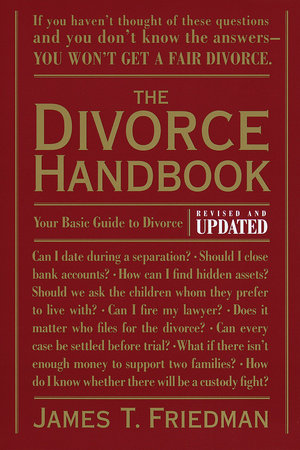 The Divorce Handbook by Pamela Painter, James T. Friedman and Enid Levinge Powell