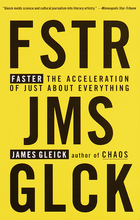Faster by