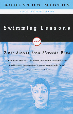 Swimming Lessons by Rohinton Mistry