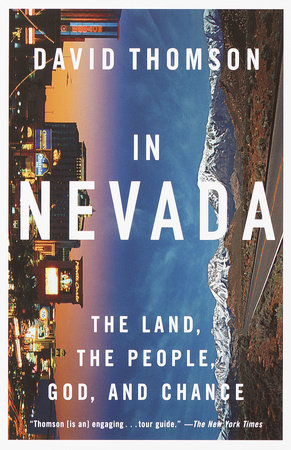 In Nevada by David Thomson
