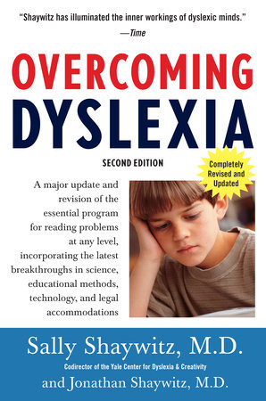 Overcoming Dyslexia by