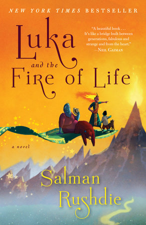 Luka and the Fire of Life by