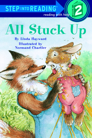 All Stuck Up by Linda Hayward