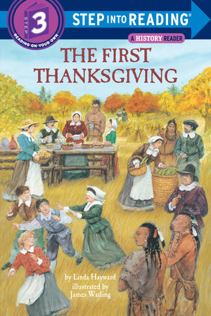 The First Thanksgiving by