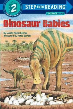 Dinosaur Babies by