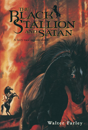 Black Stallion and Satan by