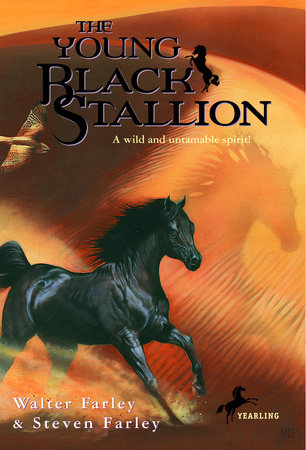 The Young Black Stallion by Steven Farley and Walter Farley