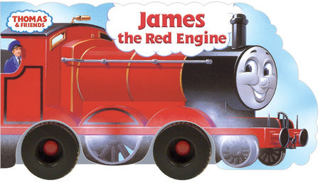 James the Red Engine (Thomas & Friends) by Rev. W. Awdry