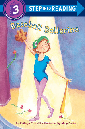 Baseball Ballerina by