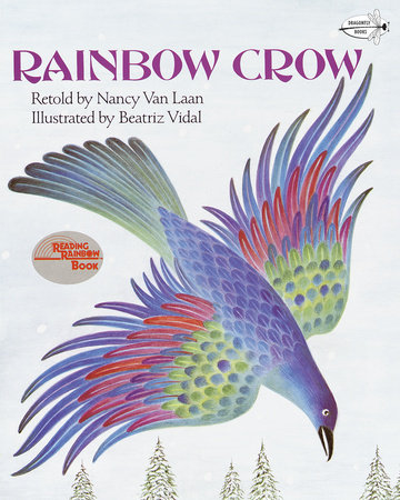 Rainbow Crow by