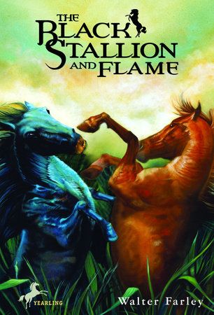 The Black Stallion and Flame by