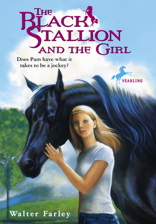 The Black Stallion and the Girl by