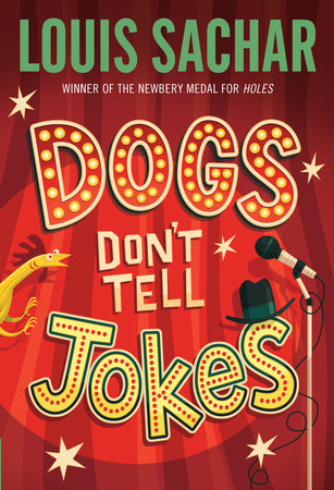 Dogs Don't Tell Jokes by
