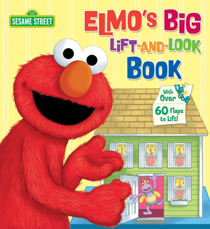 Elmo's Big Lift-And-look Book (Sesame Street) by