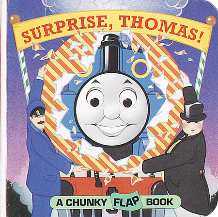 Surprise, Thomas! (Thomas & Friends) by