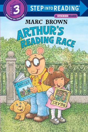 Arthur's Reading Race by