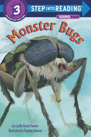 Monster Bugs by Lucille Recht Penner