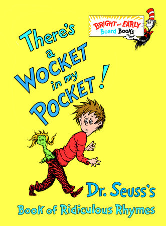 There's a Wocket in My Pocket! by