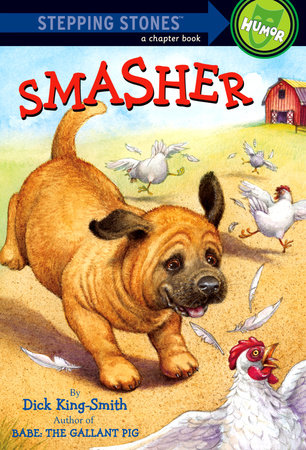 Smasher by Fox Busters Ltd and Dick King-Smith
