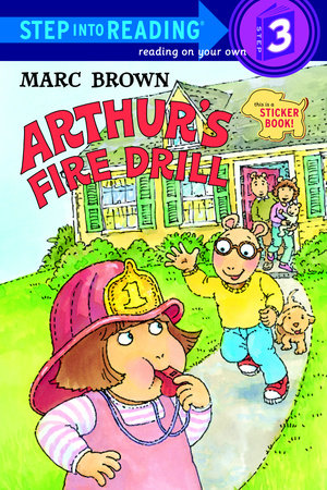 Arthur's Fire Drill by Marc Brown