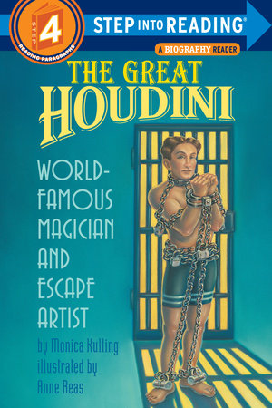 The Great Houdini by Monica Kulling