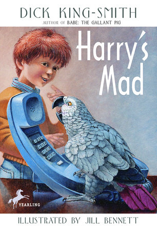 Harry's Mad by Dick King-Smith