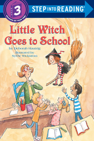 Little Witch Goes to School by