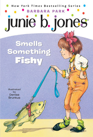 Junie B. Jones Smells Something Fishy (Junie B. Jones) by