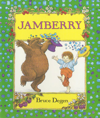 Kids Books Jamberry Bear