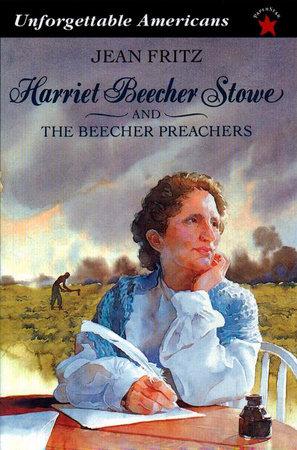 Cover of Harriet Beecher Stowe and the Beecher Preachers