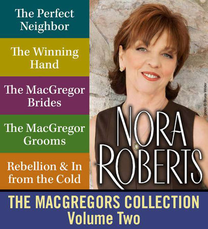 The MacGregors Collection: Volume 2, by Nora Roberts