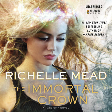 The Immortal Crown book cover