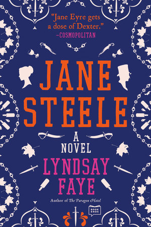 Cover of Jane Steele